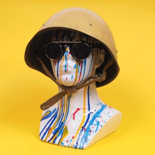 Soldier's helmet