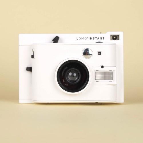Lomography Instant White