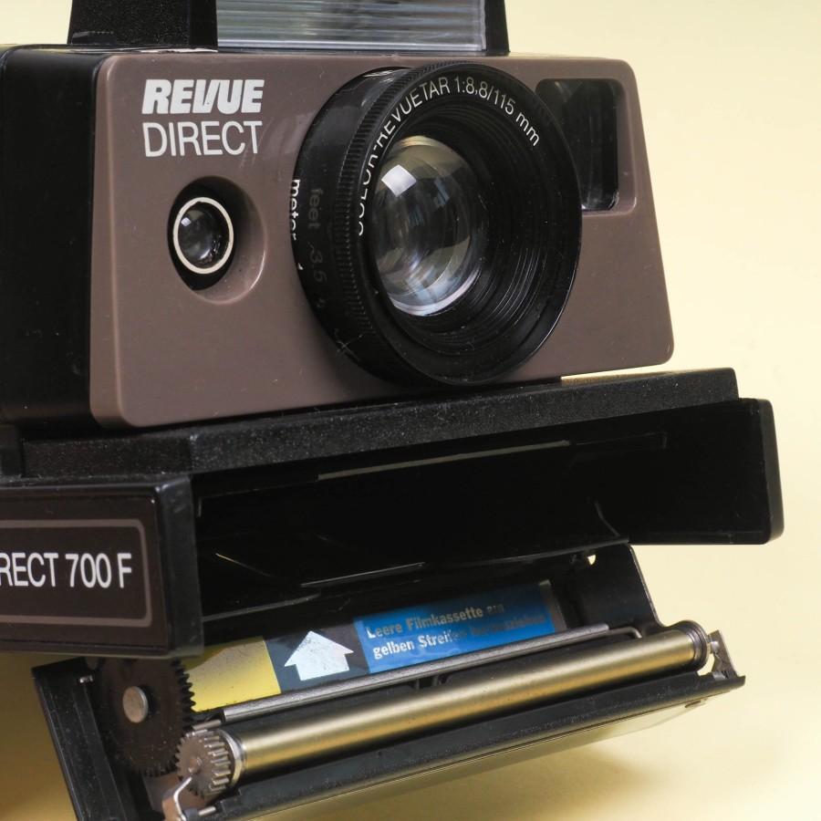 Revue Direct 700F