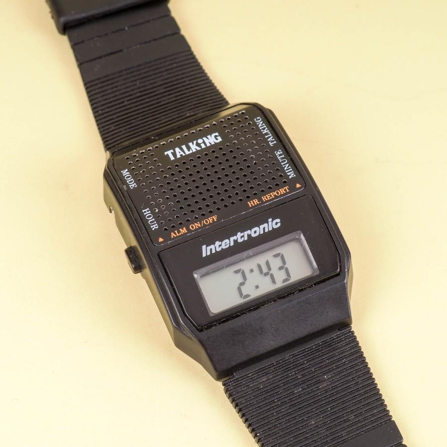 Kalbantis laikrodis