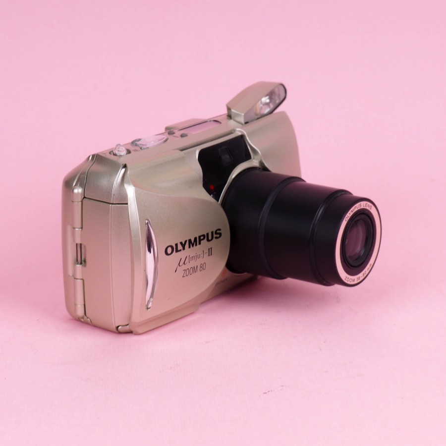 Olympus MJU II Zoom 80